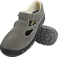 Сандали BRAVEL-OB SB рабочие унисекс REIS Польша (рабочая обувь)