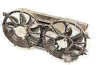 Вентилятор радиатора (крыльчатка, диффузор, вентилятор) Nissan Leaf ZE0 (10-13) 21481-3NA0A, фото 1