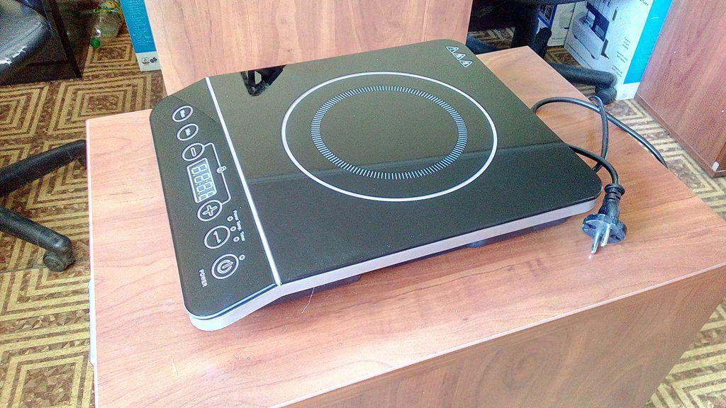 Индукционная плита Quigg IK4014.16