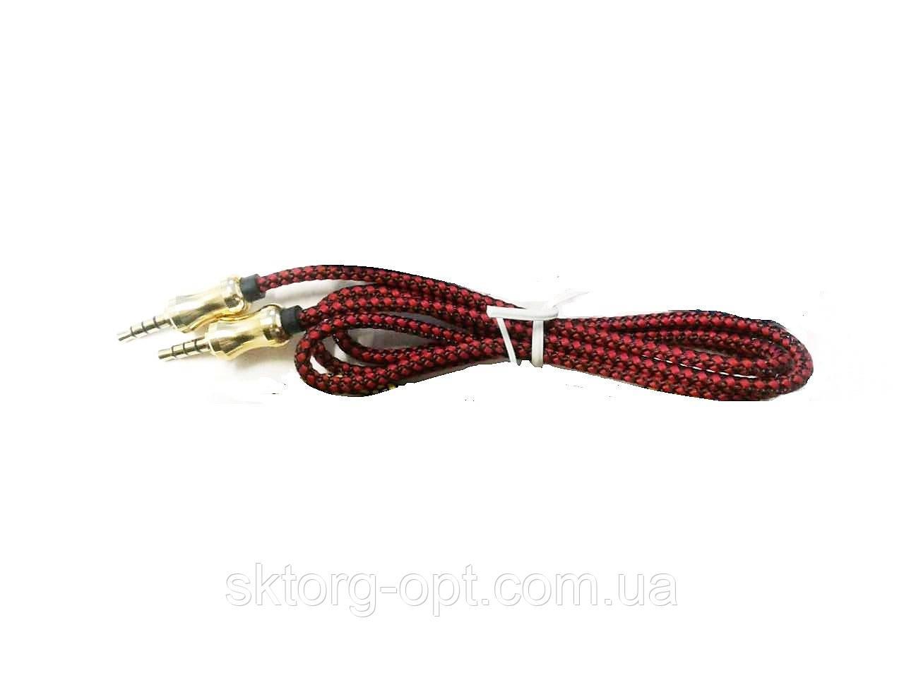 Aux кабель Sertec 3.5 mm RDX-200
