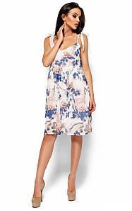 (S, M, L) Неповторне квіткове плаття Laim