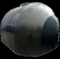 Емкость для перевозки пищевой воды 6000 л КАС, двухслойная, крышка с клапаном