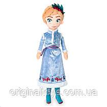 Мягкая игрушка кукла Анна Холодное Сердце Disney