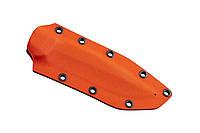 Чехол для ножа 10519 оранжевый (кайдекс)