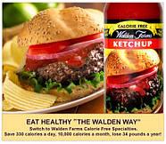 Кетчуп Walden Farms, 0 жирности, 0 ккал, фото 2