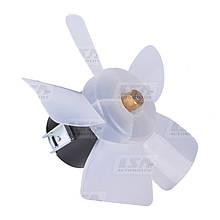 Електровентилятор опалення ВАЗ 2101-2107, 2121 на підшипнику LSA LA 2101-8101080