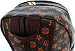 Модный универсальный рюкзак с эко-кожи  5988, фото 2