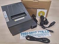Термопринтер, принтер чеков PT80, фото 1