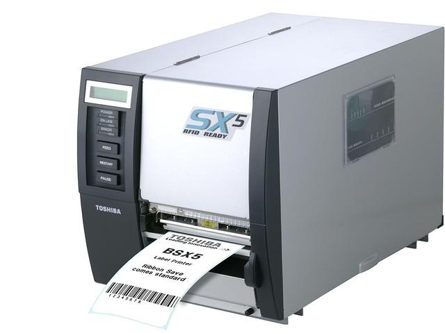 Термопринтер этикеток Toshiba TEC B-SX5T