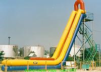 Водная горка надувная Хара Кири М8S, фото 1