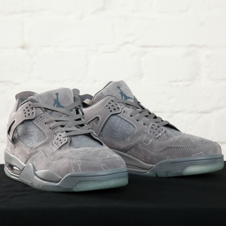 Nike Air Jordan IV Retro Kaws (реплика) — в Категории