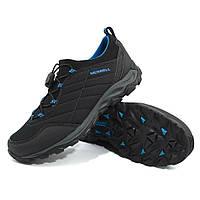 Треккинговые кроссовки Merrell ICE CAP 4 STRECH MOC синие b24482293641c