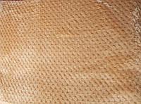 Простынь махровая из бамбука 180*220. Кофе с молоком