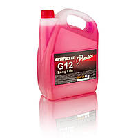 Antifreeze G12 Red TM Premium 5кг.