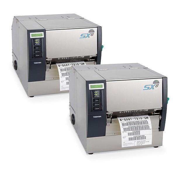 Настольный принтер этикеток Toshiba TEC B-SX6/B-SX8