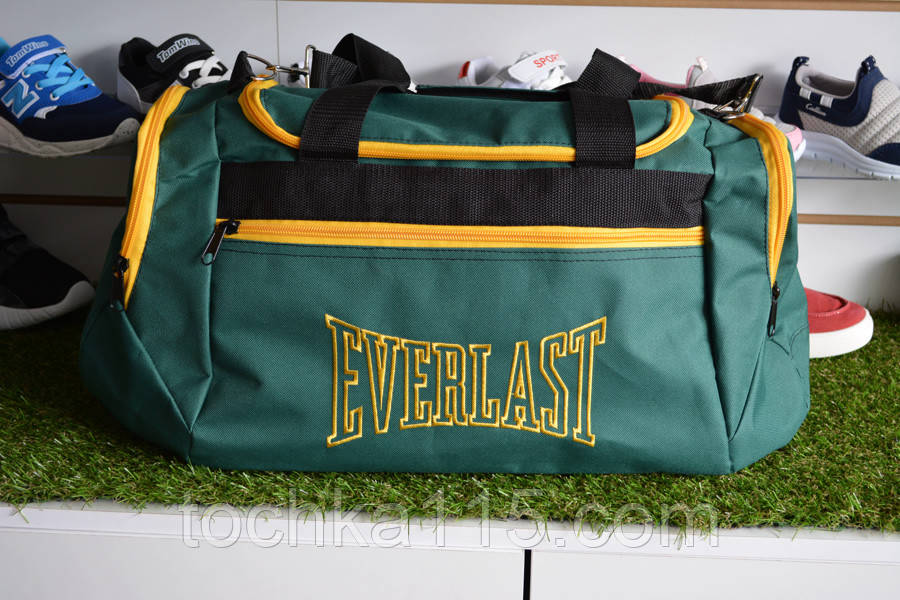 69972b12af31 Мужская спортивная сумка зеленая everlast, копия от интернет ...