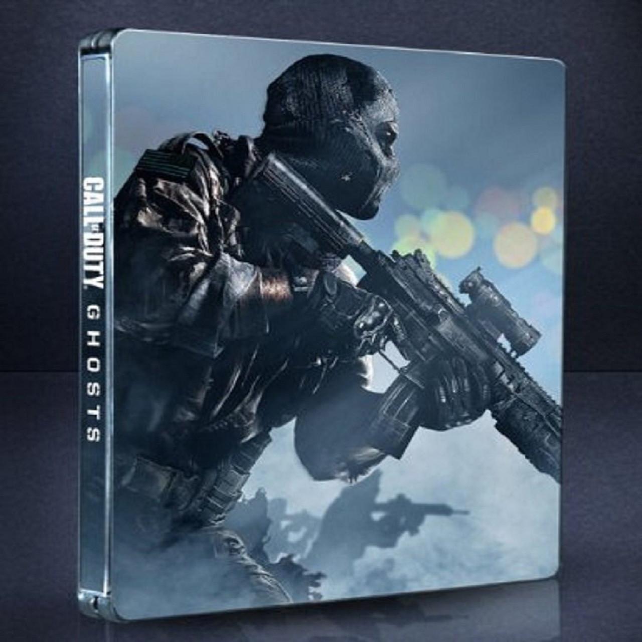 Call of Duty:Ghosts(Steelbook) ENG PS4 (Б/В)