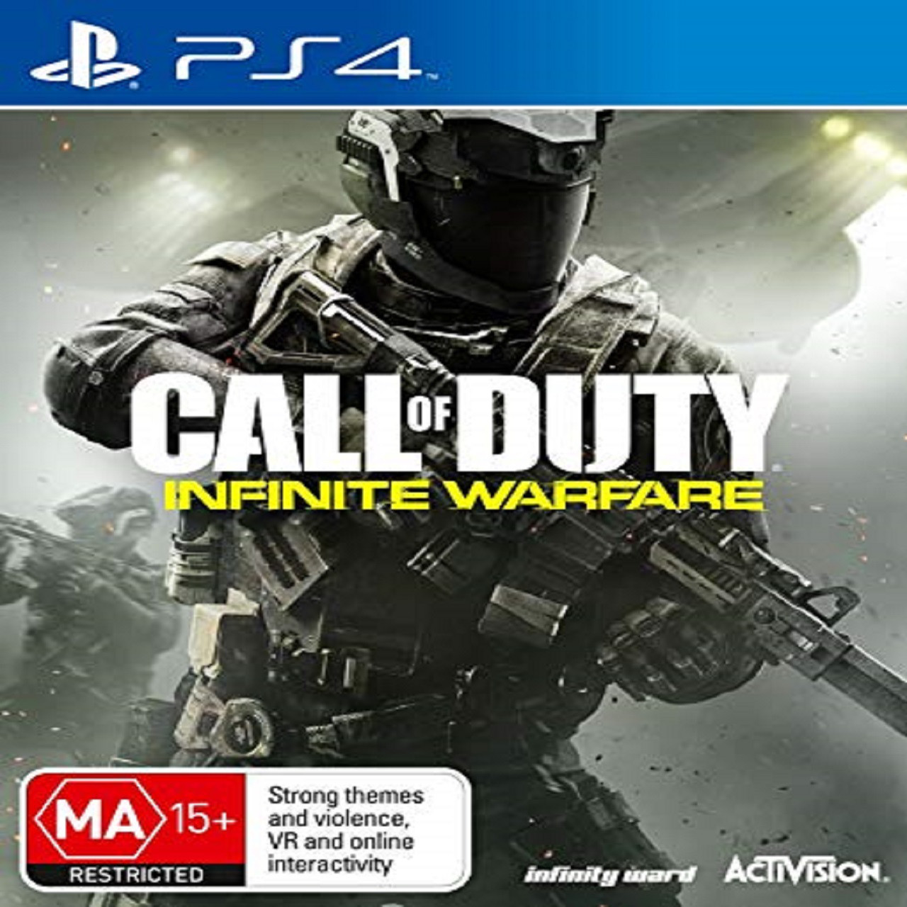 Call of Duty: Infinite Warfare ENG PS4 (Б/В)