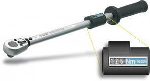 Ключ динамометрический, 1/2 40-200 Nm HAZET, Германия