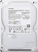 Жесткий диск Toshiba DT01ACA100, 1T, 3.5, 7200, SATA III, 6 Гбит/с