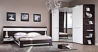 Шкаф однодверный (18 SM-07 A) и (18SM-07 В) для спальни Модерн