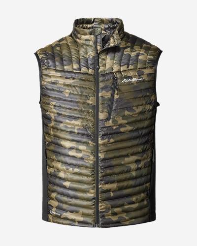 Жилетка Eddie Bauer Men's Microterm Stormdown Vest XL
