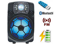 Портативная акустика Q8 USB/TF/FM/Bluetooth, фото 1