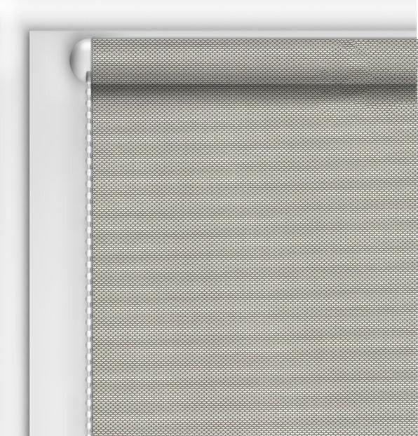 Готові тканинні ролети Скрін сірий