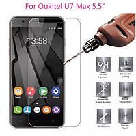 Защитное стекло для Oukitel U7 max