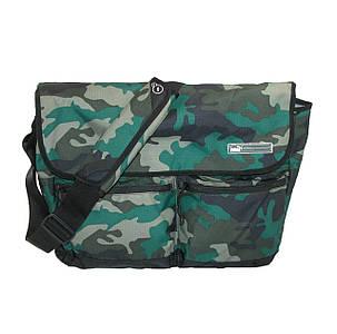 Сумка Puma 23L Outlander Shoulder Bag Camo