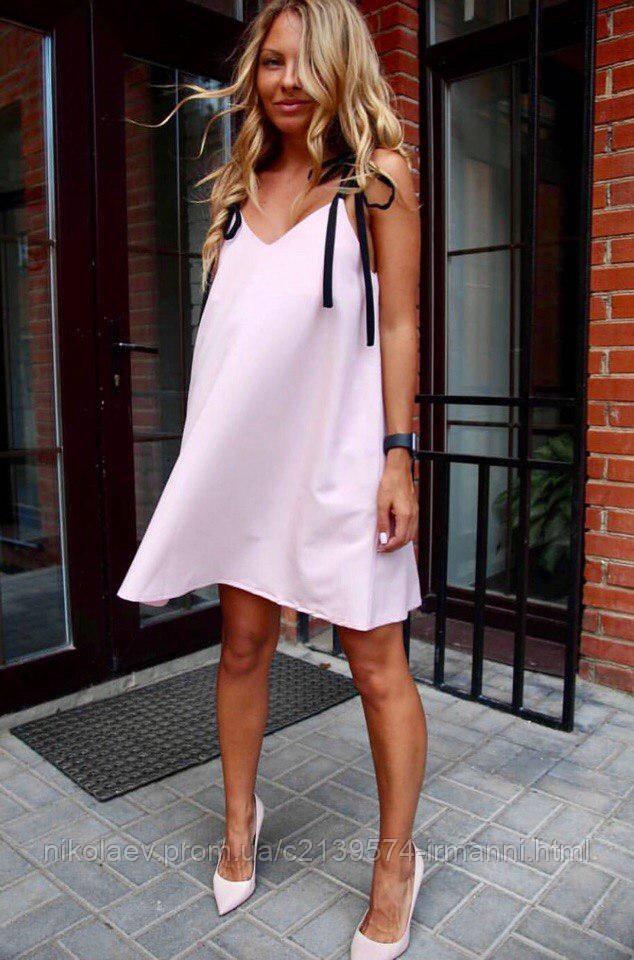 1b361fbb8d38fdb Модное Платье РАЗЛЕТАЙКА на завязках Мысик Софт!: продажа, цена в ...