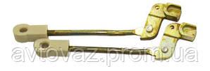 Ремкомплект ручек ВАЗ 2108 (тяга с уголком) вакуумная упаковка Гранд Ри Ал
