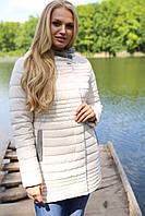 Осенняя куртка большого размера Розалия  Nui Very (Нью вери)