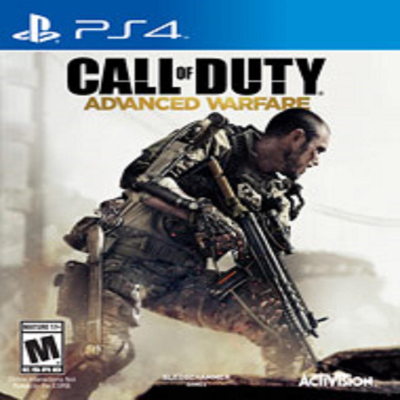 Call of Duty: Advanced Warfare ENG PS4 (Б/В)