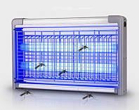 Ловушка для насекомых на 100м². Уничтожители насекомых . Электрический мухобойка