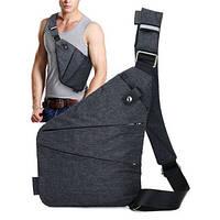 Мужская сумка через плечо Cross Body , Крос Боди