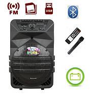 Портативная Bluetooth AUX FM акустика Meirende K5-15, фото 1