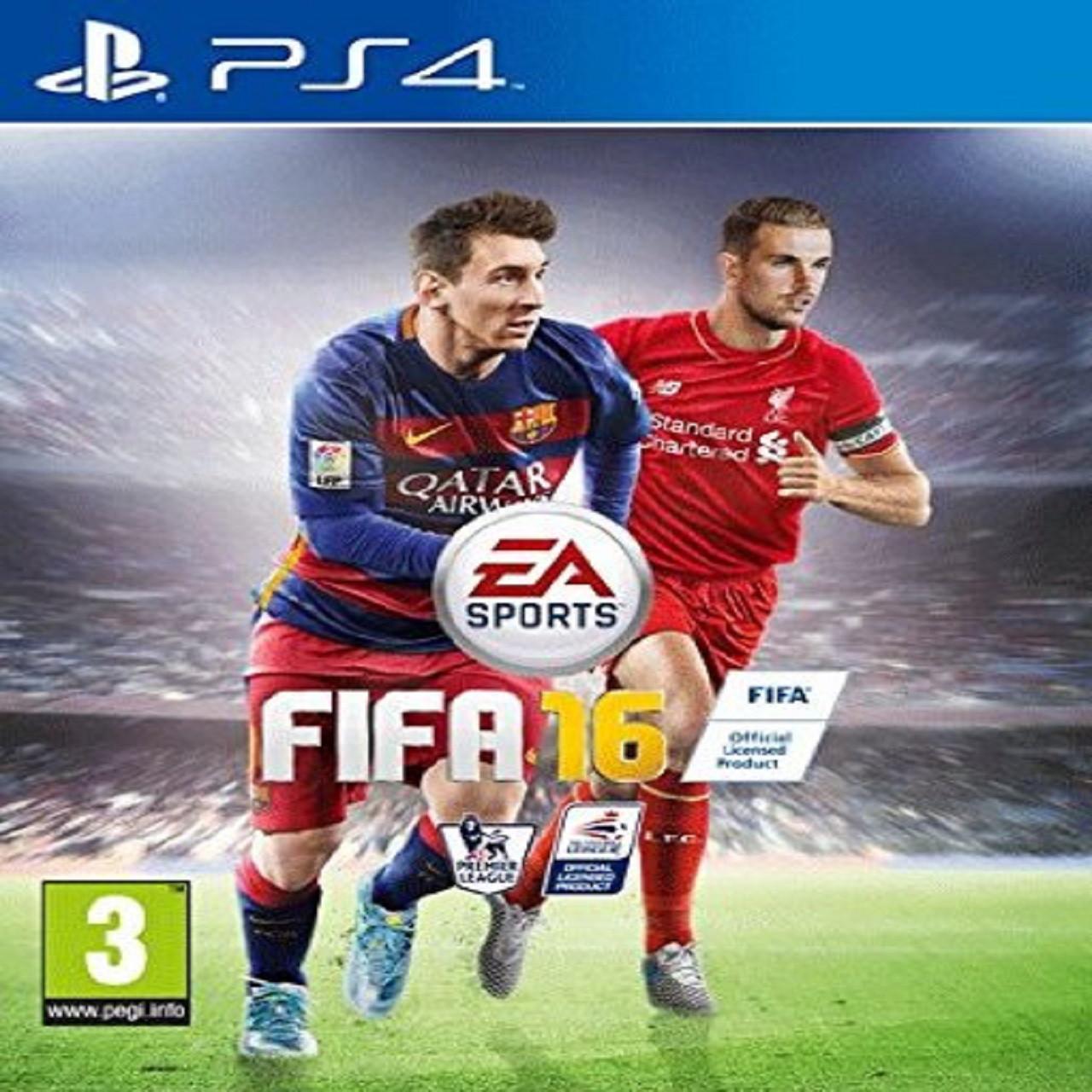 Fifa 16 RUS PS4 (Б/В)