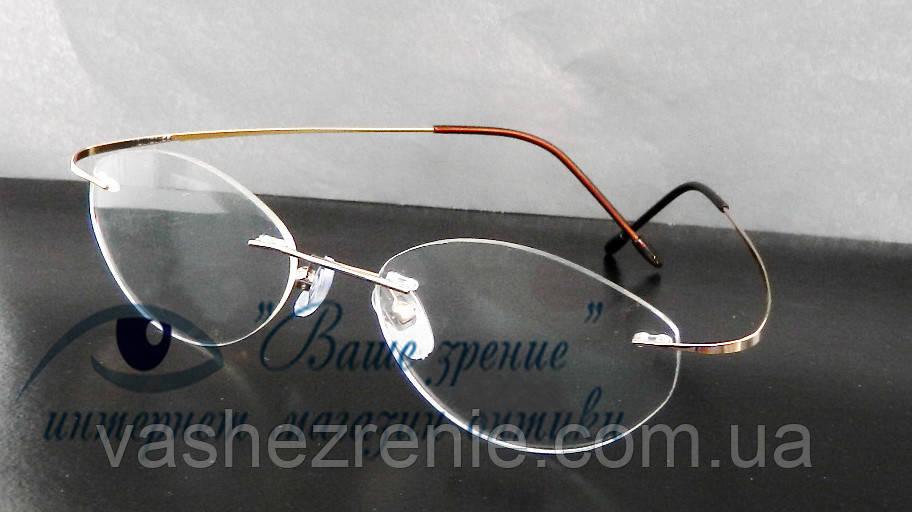 Окуляри безоправные для зору з діоптріями +/- Код:3046