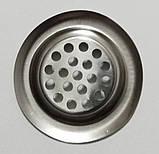 Сітка для збору сміття в кухонної мийки, фото 2