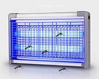 Ловушка для насекомых на 70 м². Уничтожители насекомых . Электрический мухобойка