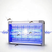 Ловушка для насекомых на 70 м². Опт Цена.Уничтожители насекомых . Электрический мухобойка