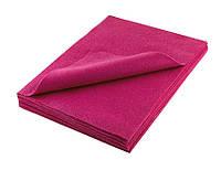 Фетр Мягкий Рубиновый полушерстяной Испанский 1.3 мм 20x30 см