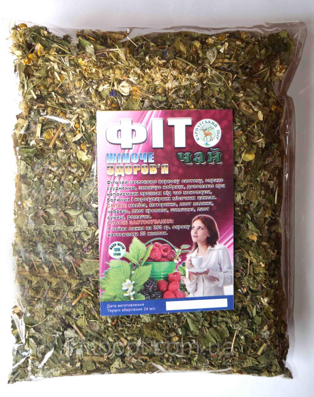 Травяной сбор Женское здоровье