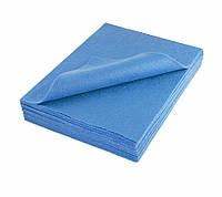 М'який Фетр Сіро-блакитний напіввовняної Іспанська 1.3 мм 20x30 см