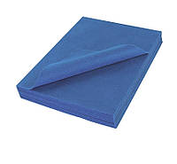 Фетр Мягкий Светло-синий полушерстяной Испанский 1.3 мм 20x30 см