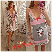 5e2d2eee44c Ночные сорочки в категории пижамы женские в Украине. Сравнить цены ...
