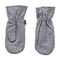 Демисезонные рукавички на ребенка 3-9 лет (Размеры: 3/5, 6/8) ТМ Peluche&Tartine Серый S18 MIT 57 EG