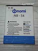 Аккумулятор Nomi i504 оригинал б.у