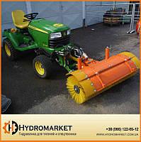 Щеточное устройство ZK для мини-тракторов